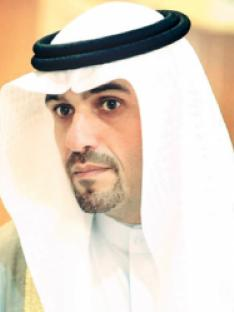 H.E. Mr. Anas K. Al-Saleh